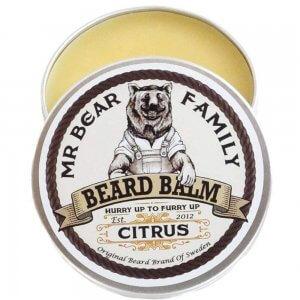 Mr. Bear Familie Bartpomade Citrus