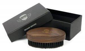 Naturhaar Bartbürste