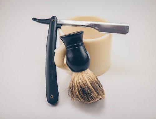 Tägliche Bartpflege