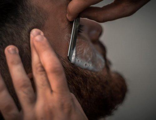 Eine Schnittverletzung bei der Rasur – was jetzt?