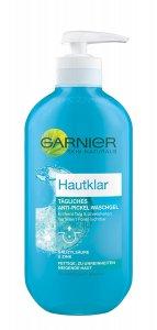 Garnier Hautklar Tägliches Anti Pickel Waschgel